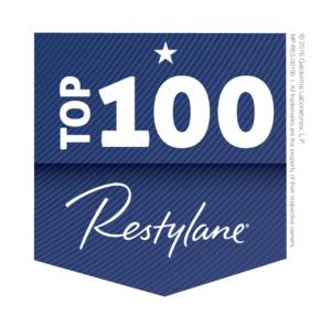 top 100 restylane injectors